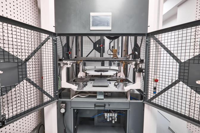 Modulární systém stavby strojů